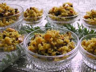 MaryJanesFarm Organic Lebanese Peanut Bulghar (3 lb Mylar Bag)