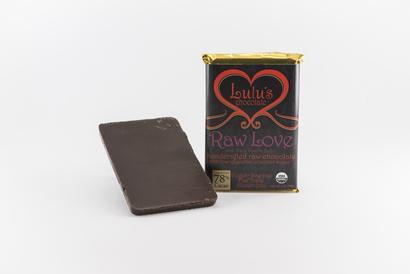 Lulu's Organic Raw Chocolate Raw Love
