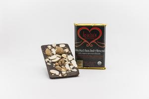 Lulu's Organic Raw Chocolate Smoked Sea Salt Almond