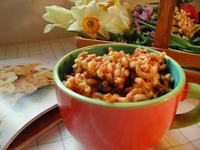 MaryJanesFarm Organic Red Pesto Pasta