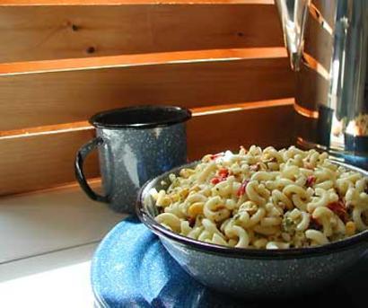 MaryJanesFarm Organic Santa Fe Pasta (3 lb Mylar Bag. 15 Year Shelf Life)