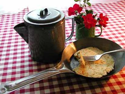 MaryJanesFarm Organic Shepherd's Pan Bread