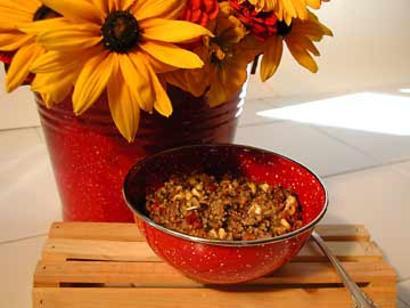 MaryJanesFarm Organic Southwestern Couscous (3 lb Mylar Bag. 15 Year Shelf Life)