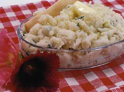 MaryJanesFarm Organic Spuds w/Spinach & Cheese