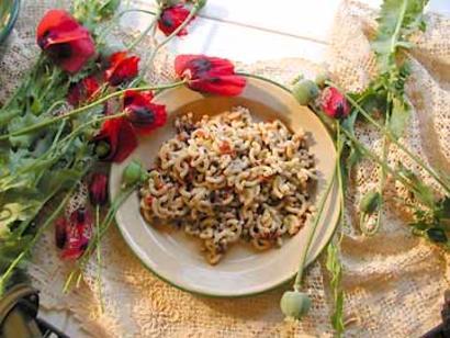 MaryJanesFarm Organic Sweet Red Bell Pepper Pasta