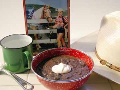 MaryJanesFarm Organic Velvety Black Bean Soup