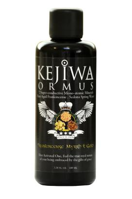Kejiwa Ormus Frankincense Myrrh & Gold
