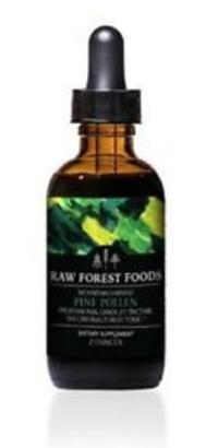 Raw Forest Foods Pine Pollen Tincture