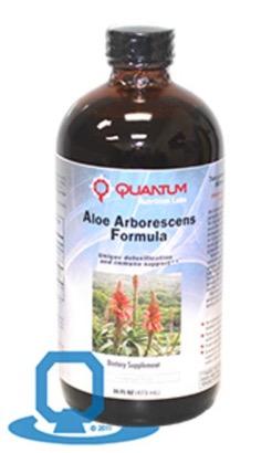 Quantum Nutrition Labs Aloe Arborescens Formula