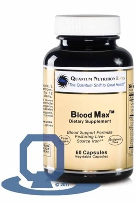Quantum Nutrition Labs Blood Max