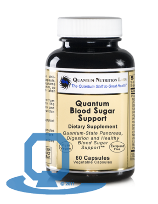 Quantum Nutrition Labs Blood Sugar Support