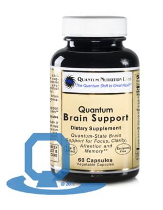 Quantum Brain Support