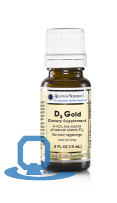Quantum Nutrition Labs D3 Gold