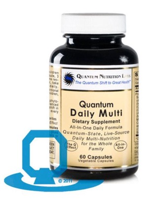 Quantum Nutrition Labs Daily Multi