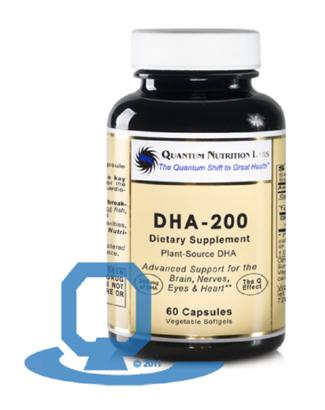 Quantum Nutrition Labs Plant DHA 200