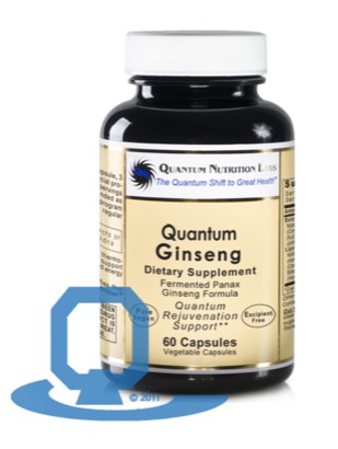 Quantum Nutrition Labs Ginseng