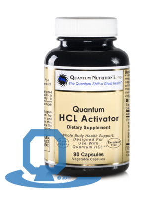 Quantum Nutrition Labs HCL Activator