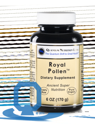 Quantum Nutrition Labs Royal (Wildland) Pollen