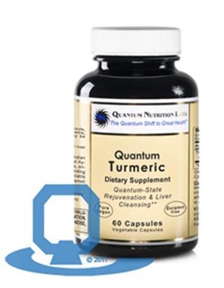 Quantum Nutrition Labs Turmeric