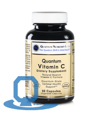 Quantum Nutrition Labs Vitamin C