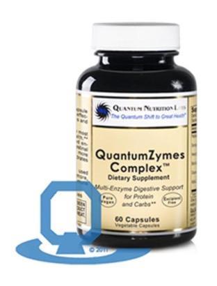 Quantum Nutrition Labs QuantumZymes Complex