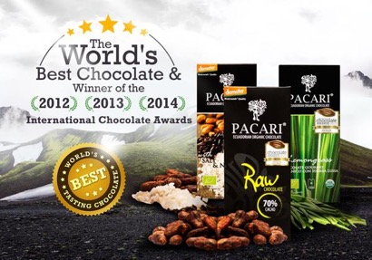 Pacari Raw Collection Gift Box