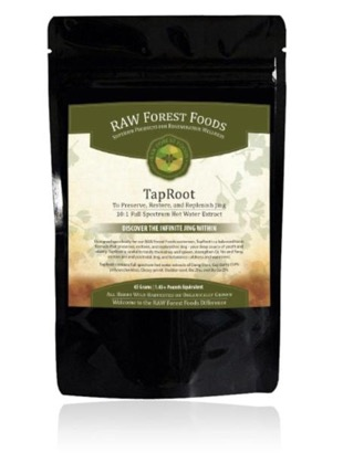 Raw Forest Foods TapRoot Deep Jing Formula