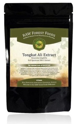 Raw Forest Foods Tongkat Ali Extract (Powder)
