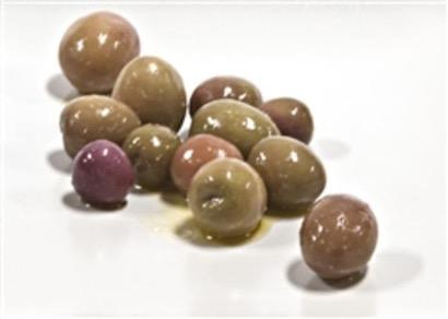 Vivapura Raw Sevillano Olives Moroccan Spice 10 oz