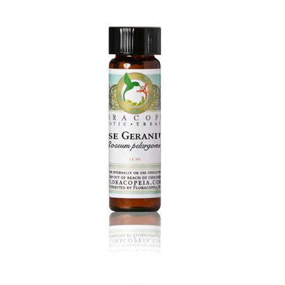 Floracopeia Rose Geranium Essential Oil Blend
