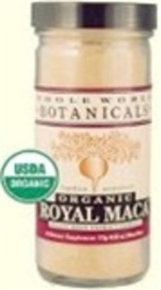 Whole World Botanicals Royal Maca Powder - 175g