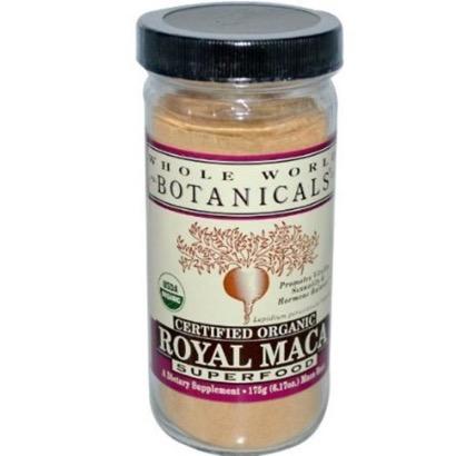 Whole World Botanicals Royal Maca Superfood