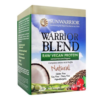 Sunwarrior Warrior Blend - Natural