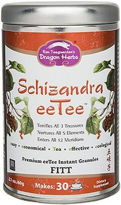 Dragon Herbs Schizandra eeTee powder