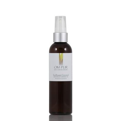 Om Pur Sunflower-Coconut Tanning Oil