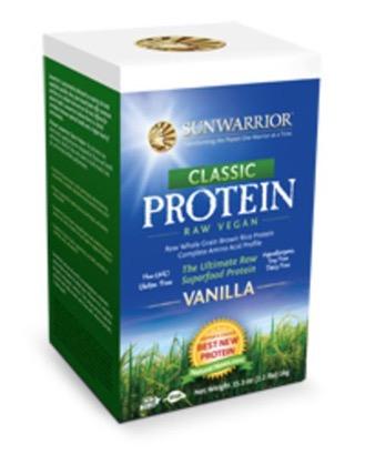 Sunwarrior Classic Blend - Vanilla
