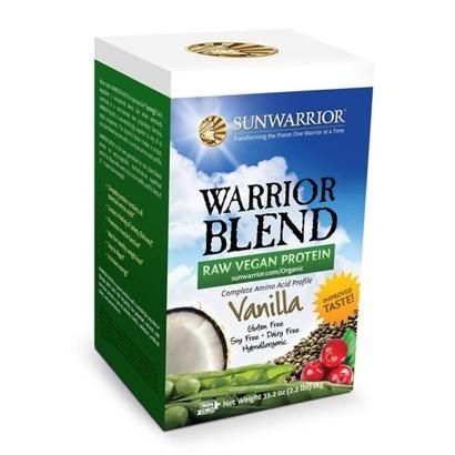 Sunwarrior Warrior Blend - Vanilla