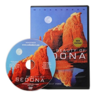 Best Productions The Beauty of Sedona DVD