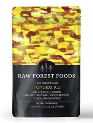 Raw Forest Foods Tongkat Ali Extract Powder