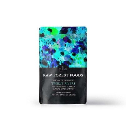 Raw Forest Foods Twelve Rivers Mycomedic Formula