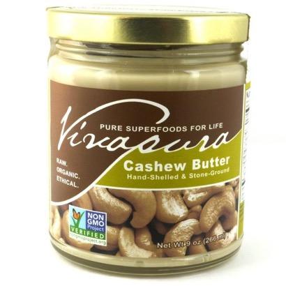Vivapura Cashew Butter Organic Stone-Ground