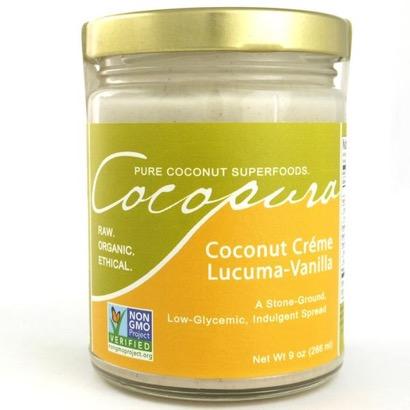 Vivapura Coconut Creme - Lucuma Vanilla 9 oz