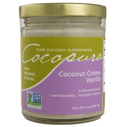 Vivapura Coconut Creme - Vanilla