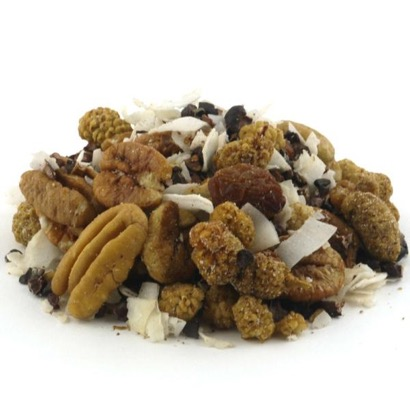 Vivapura Deep Earth Trail Mix - Raw, Organic