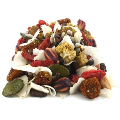 Vivapura Super Vitality Trail Mix - Raw, Organic