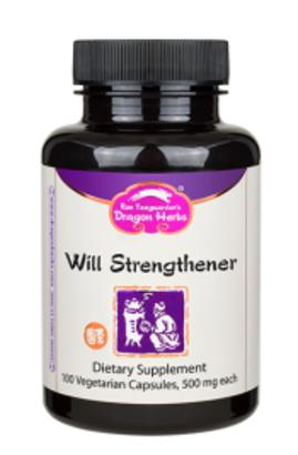 Dragon Herbs Will Strengthener Capsules