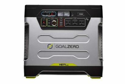 Goal Zero Yeti 1250 110v Generator